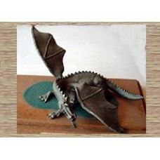 LM2 Medieval Winged Dragon (75mm scale)
