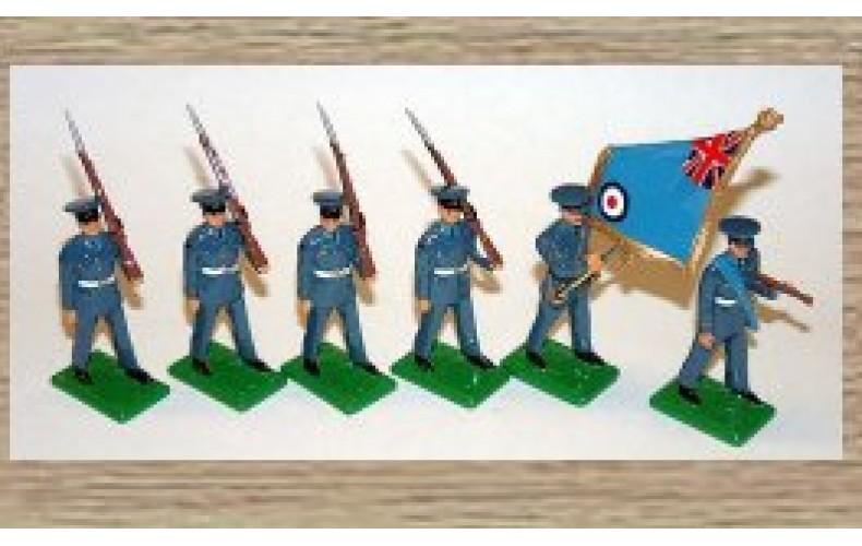 TRAF2 RAF Colour Party
