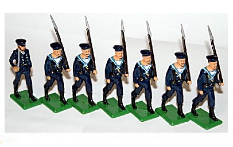 TRN2 Royal Navy Landing Party (Blues Jackets)