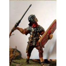 RS3 Roman Legionary throwing a pilum (54mm scale)