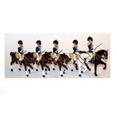 TWM11 10th Light Dragoons Hussars Mounted
