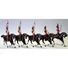 TC16 16th The Queens Lancers