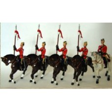 TCAN4 North West Canadian Mounted Police - Fort Walsh
