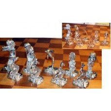 LM8 Aquatic Chess Set (75mm scale)