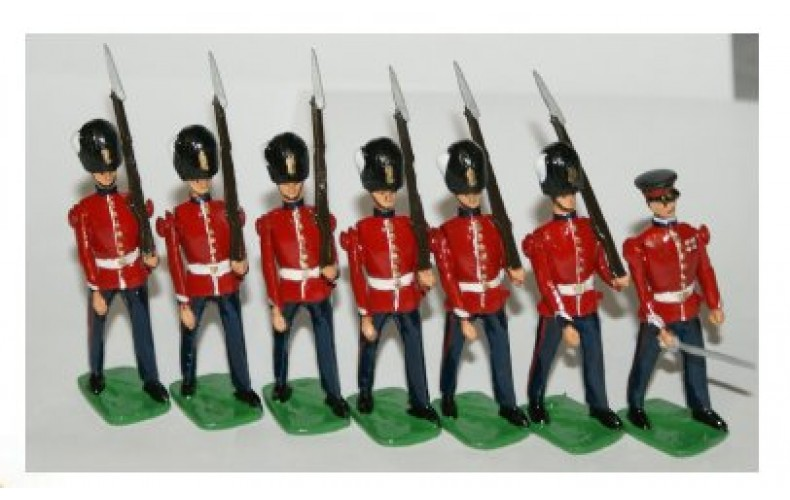 TF7 Royal Fusiliers (City of London)