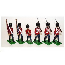 TG1a Grenadier Guards - Colour Party