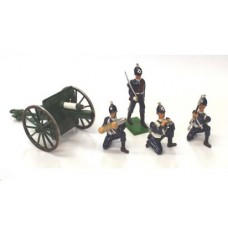 TRFA1 Royal Field Artillery & 18 pound Field Gun