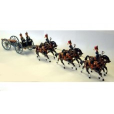 TWM2 Royal Horse Artillery Mounted Gun Team (Napoleonic)