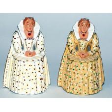 KQ2p Queen Elizabeth 1st Painted
