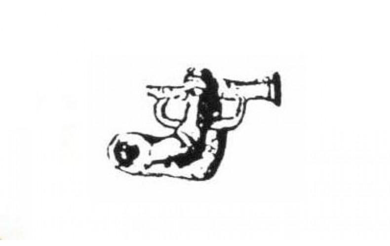 XA10 Band arms Cornet(54mm Scale)