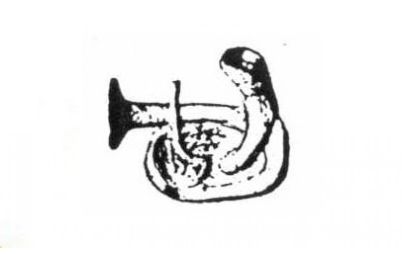 XA8 Band arms Bass Euphonium (54mm Scale)