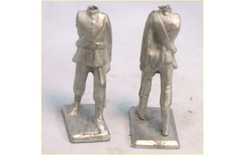 xb02 Officer Gaiters (54mm Scale)