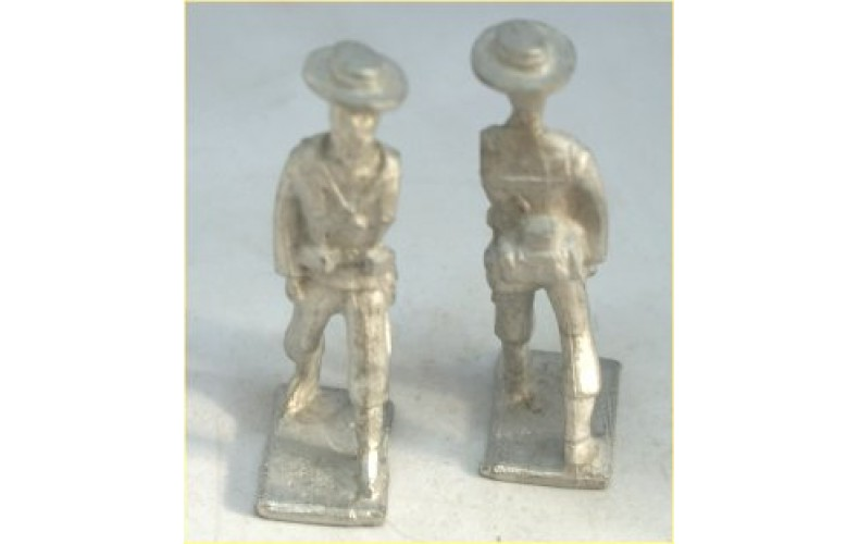 xb28 Sennet Hat Gun Team figure