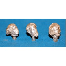 XH69 Bare Head (assorted different heads) (54mm Scale)