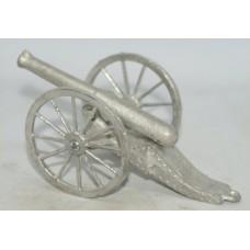xx13 Gun/cannon & carriage