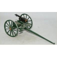 xx22 Machine Gun & Carriage