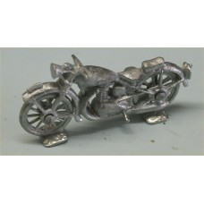 xx6 Motorcycle complete