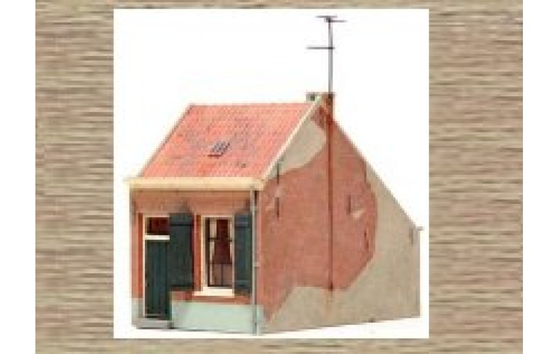 10168 19th century Workers House (OO/HO Scale 1/87th)