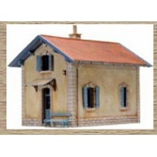 10181 Gatekeepers House P.L.M. (OO/HO Scale 1/87th)