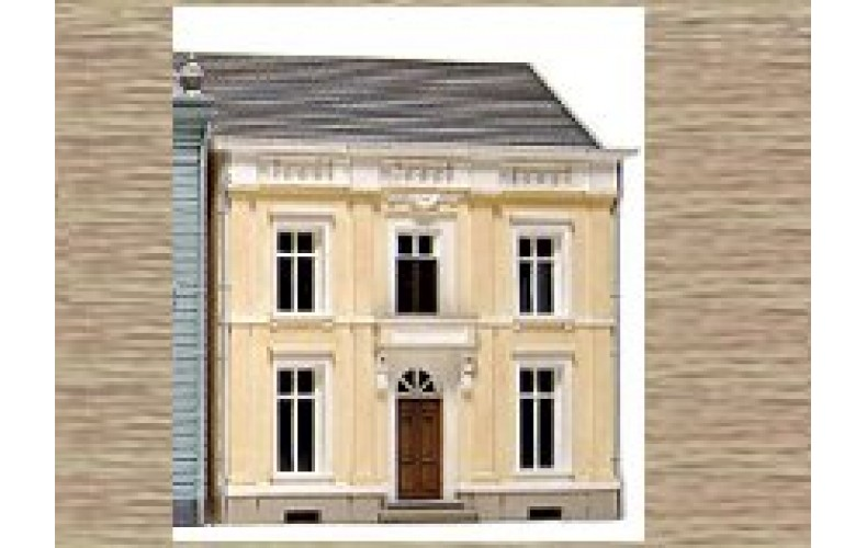 10195 Official Building, Upper class Villa Building (OO/HO Scale 1/87th)
