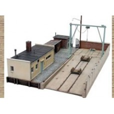 10220 Shipyard/industrial loading complex (OO/HO Scale 1/87th)