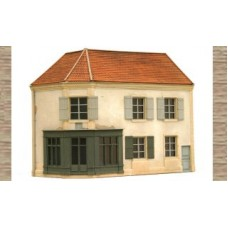 10233 Facade O German Style Frontage (OO/HO Scale 1/87th)