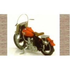 10244 American Motorcycle (HO Scale 1/87th)