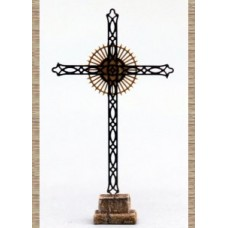 3873 Painted Large Church Cross (OO/HO Scale 1/87th)