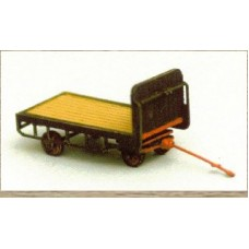 10259 Hand Luggage Trolley (OO/HO Scale 1/87th)