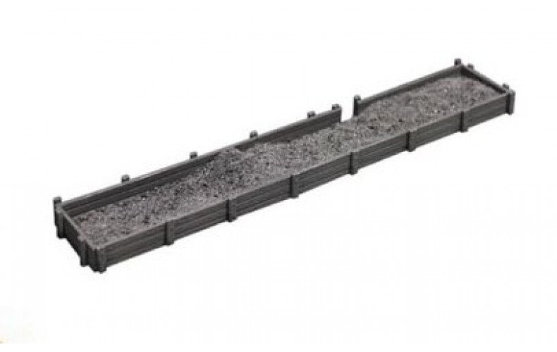 10296 Coal/aggregate bunker  (HO scale 1/87th)