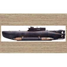 50117 Midget Submarine (OO/HO Scale 1/87th)