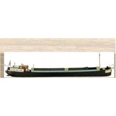 50123 Large European Freight Ship (OO/HO Scale 1/87th)