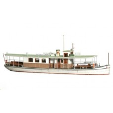 54109 Passenger Ferry Boat  (N Scale 1/160th)