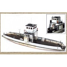 50112 Road/Train Transport Ferry (OO/HO Scale 1/87th)