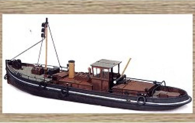 50103 Canal / River Tug (OO/HO Scale 1/87th)