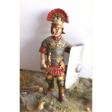 RS2 Roman Legionary (with sword and shield) (54mm scale)