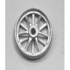 15mm Double Spoke wheels pair(g169front)