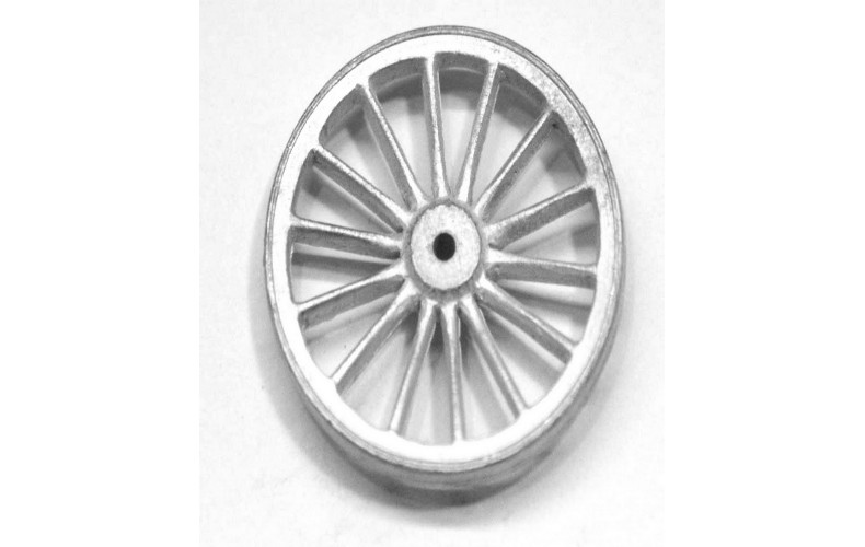 30mm Spoked Wheel pair (m1,2,3lrg)