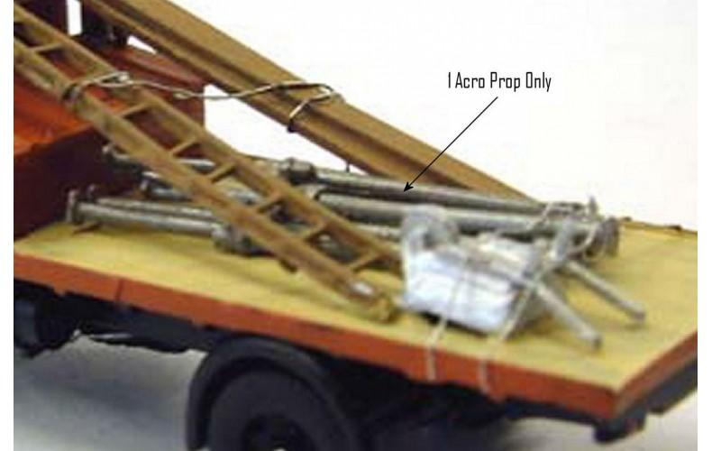 Building Acro Prop G147