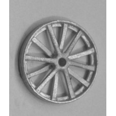 18.5mm double spoke wheel pair(g169rear)