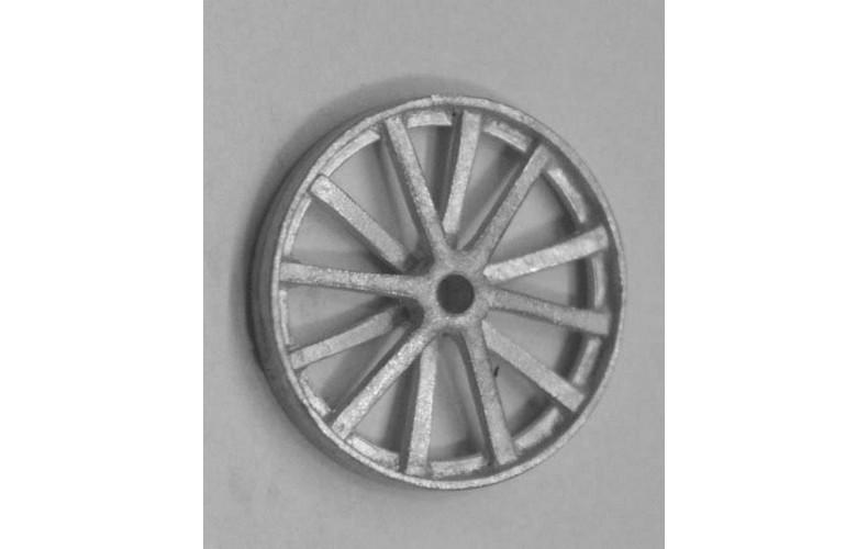 18.5mm double spoke wheel pair(g169rear)