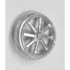 9.5mm traction engine wheel pair(e38front)