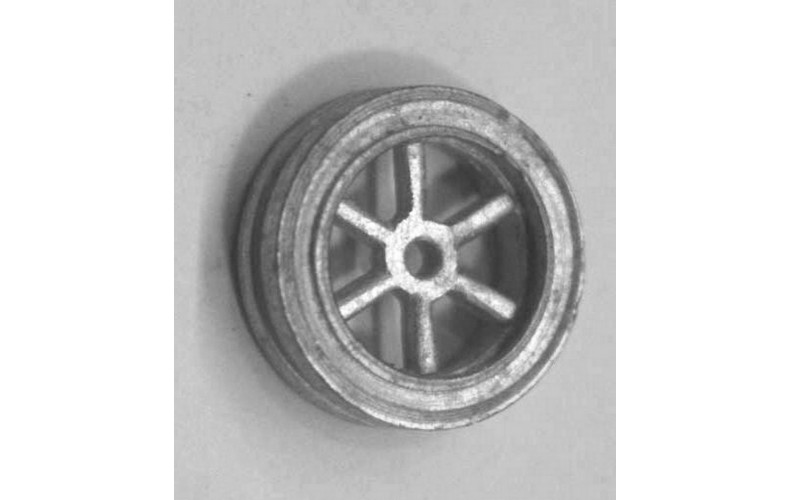 14.5mm 5 spoke double rear wheel pair(g182 rear)