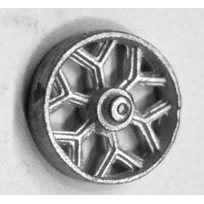 13mm 'Y' spoke wheel pair