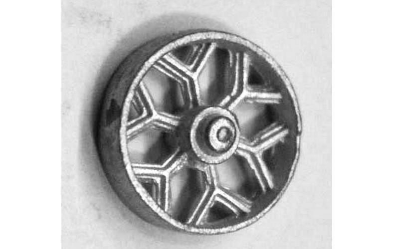 13mm 'Y' spoke wheel pair