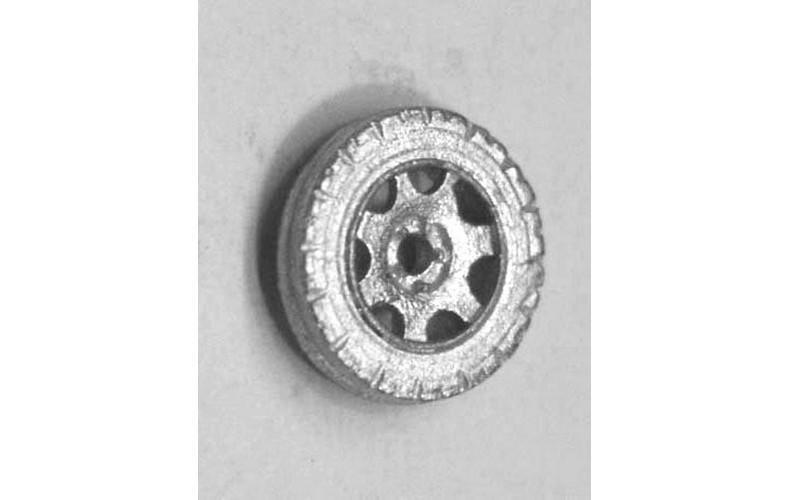 12mm Pressed steel van wheel pair(g40)