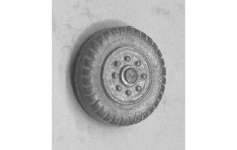 13.5mm single tyre balloon wheel pair(rw13)