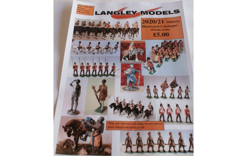 Cat4 Military Toy Soldier Catalogue