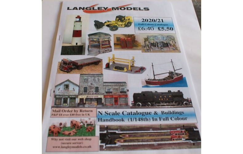 Cat7 N Scale Catalogue - Full Colour
