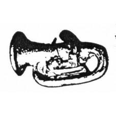 XA15 Band arms Tuba (54mm Scale)